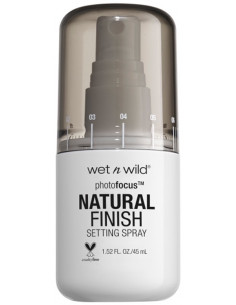 Fijador de maquillaje Photo Focus Setting Spray Seal the Deal Wet n Wild