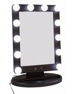 Espejo tocador con luz 30 x 45 cm DOrleac