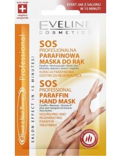 Mascarilla manos parafina Eveline