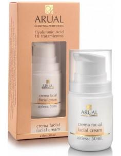 Arual crema facial airless