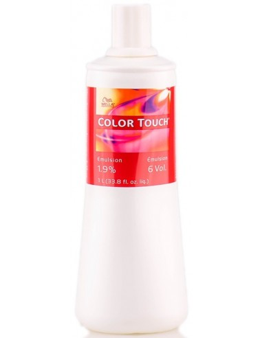 Color Touch emulsión 6 volúmenes 1,9%...