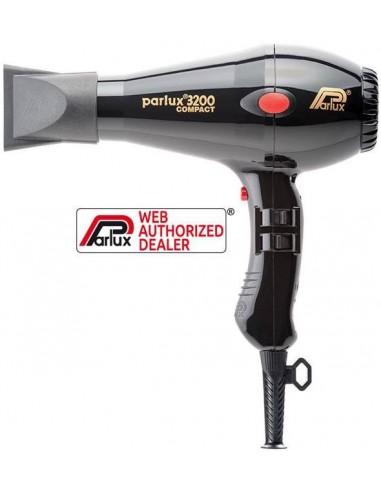 Secador 3200 Compact Parlux Colores Negro c68635d61051