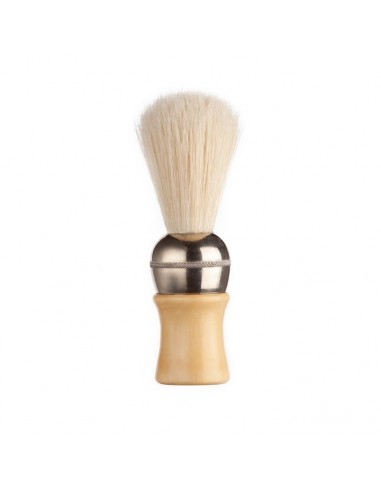Brocha afeitado madera Eurostil