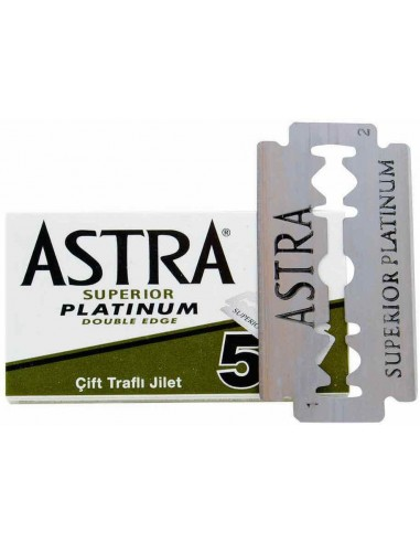 Hojas de afeitar Astra