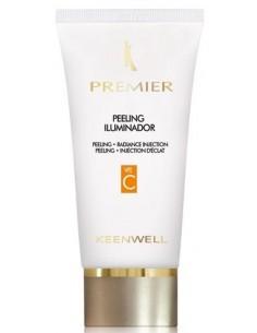 Peeling iluminador vitamina C Premier Keenwell