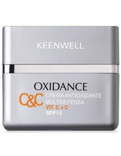 Oxidance crema multidefensa vitamina C Keenwell