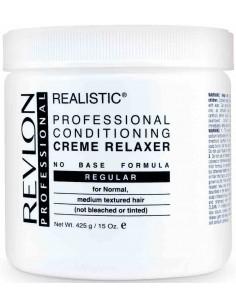 Revlon Relaxer crema desrizado regular