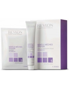 Revlon Gentle Meches kit decoloración