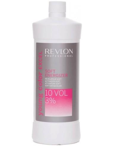 Revlon Young Color Excel Soft oxidante 10 volúmenes 3% 900 ml