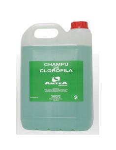 Kerantea champú clorofila