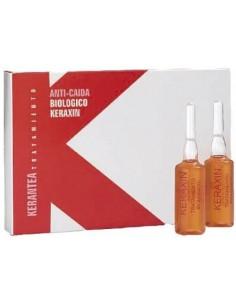 Tratamiento anticaída ampollas Keraxin Kerantea