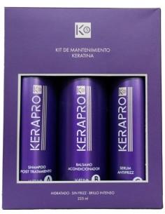 Kit mantenimiento alisado K5 KeraPro
