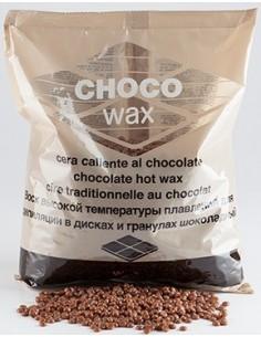 Cera en perlas n 60 chocolate pasta Termowax
