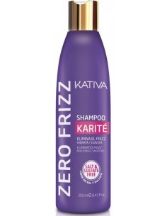 Kativa Zero Frizz champú