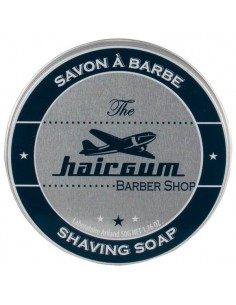 Hairgum Barber Shop jabón para el afeitado