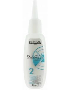 Dulcia Advanced 2 permanente cabello sensibilizado