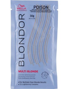 Wella Blondor Multi Blonde decolorante