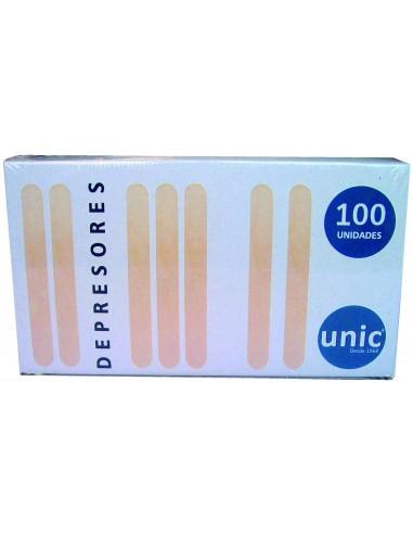 Depresores 15 cm Unic