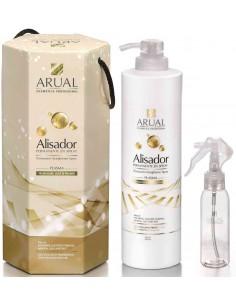 Plasma tratamiento alisador spray Arual
