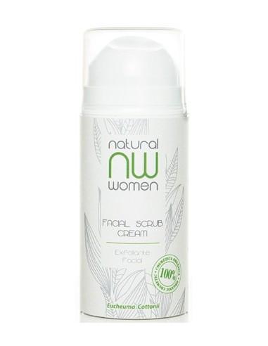 Scrub exfoliante facial Natural Women