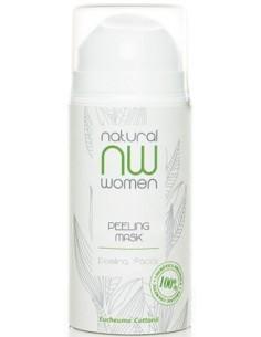 Peeling mascarilla facial Natural Women