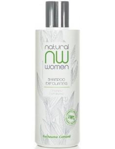 Champú exfoliante Natural Women