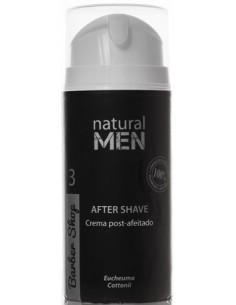 Shave crema post afeitado Natural Men