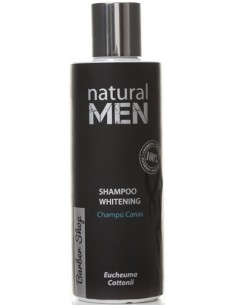 Champú canas Natural Men