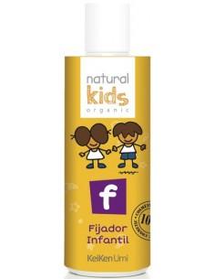 Gel fijador orgánico Natural Kids