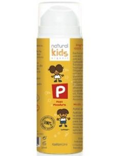 Gel orgánico post picaduras Natural Kids
