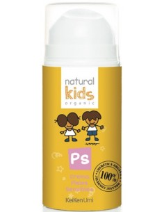 Crema corporal orgánica pieles sensibles Natural Kids