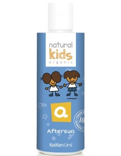 Aftersun orgánico Natural Kids