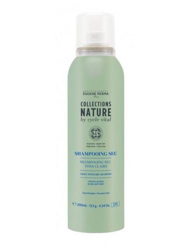 Cycle Vital Nature champú en seco cabellos claros