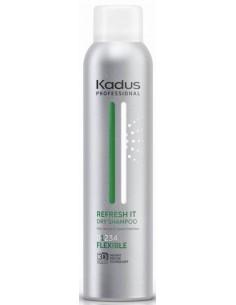 Champú en seco Refresh It Dry Kadus
