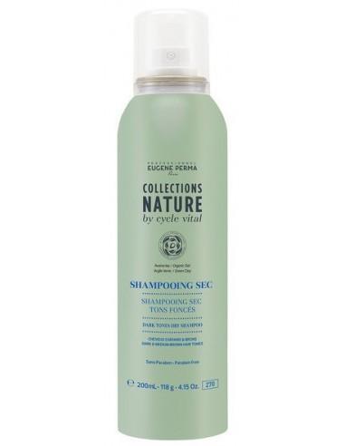 Cycle Vital Nature champú en seco cabellos oscuros