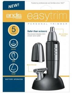 Easytrim máquina de corte para orejas, nariz y barba Andis