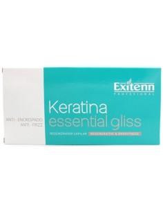 Ampollas Keratina Essential Gliss Exitenn