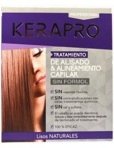Kit tratamiento alisado K5 KeraPro