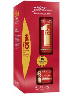 Uniq One pack serum de tratamiento + mascarilla