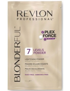 Blonderful decoloración 7 light powder Revlon Professional
