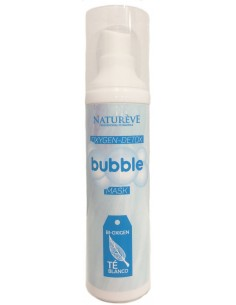 Mascarilla Bubble Detox Oxygen Natureve