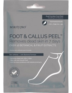 Calcetin Callus Peel Beauty Pro