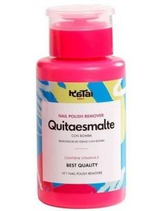 Quitaesmalte con dosificador acetona Katai Nails