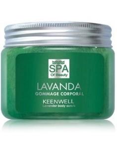 Exfoliante corporal lavanda Spa Keenwell