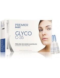 Glyco C35 ampollas de ácido glicólico Premier Keenwell