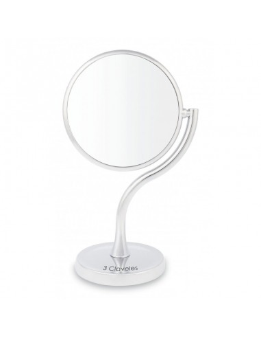 Espejo de aumento base S giro 360º