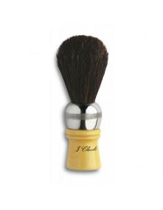 Brocha de afeitar caballo 3 Claveles