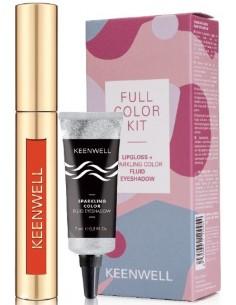 Full Color Kit Keenwell (gloss 51 + sombra en gel)