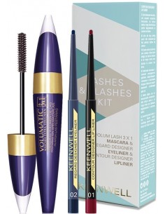 Pack Lashes & Flashes...
