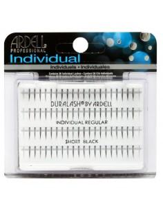 Pestañas individuales regular cortas negras Ardell